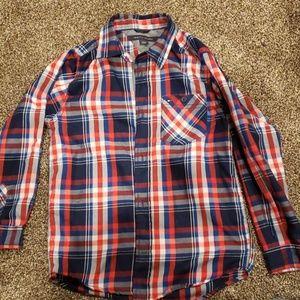 Boys Tommy Hilfiger shirt size 7